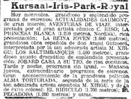 La Vanguardia 10Jan1917